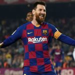Barcelona excited with Messi's decision to stay