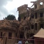 Building Collapse: Umahi suspends Abakaliki Capital Territory Board