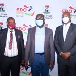 Obaseki swears-in new commissioners, EDSOGPADEC board members, others