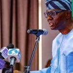 #EndSARS: Sanwo-Olu imposes 24-hour curfew in Lagos