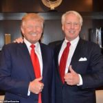 Robert Trump: brother of president Donald Trump dies aged 71‎