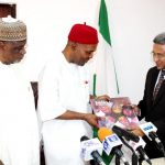Nigeria and India sign MOU on exploration of outer space