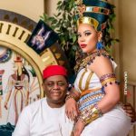 Fani-Kayode parts ways with wife, Precious Chikwendu