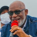 Just in: Ondo 2020: Gov Akeredolu re-elected, floors Jegede, Ajayi