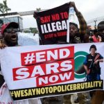 #EndSARS protesters defy Osun government 24-hour curfew