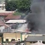 Hoodlums attack Ondo prison, free 58 inmates, as soldiers, police foil jailbreak at Ikoyi prison
