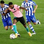 Barcelona now four games without a league win after Alaves draw