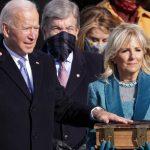 Biden inauguration: New US president sworn in amid Trump snub
