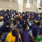 384 out of 802 returnees from Saudi Arabia arrive Abuja