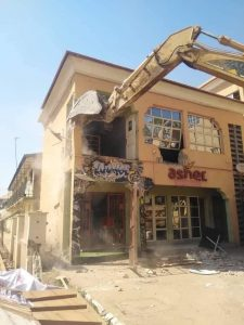 Kaduna Sex Party: Sharia Council backs demolition, asks Govt to fish out nude clubs