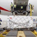 COVID-19: 24 ventilators arrive from Saudi Arabia