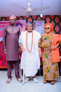 Olori Janet Afolabi unveils Youth Development Academy