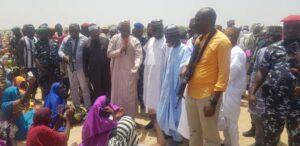 IDPs in Borno get food for Ramadan
