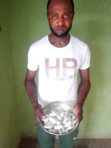 Two drug traffickers caught with N264m cocaine in Abuja