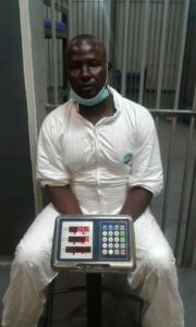 Drug trafficker excretes N360 million worth of cocaine at Lagos airport