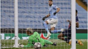 Just In: Man City reach first Champions League final