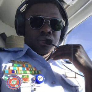 Newly married NAF pilot among victims of Kaduna plane crash that killed COAS