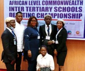 Peaceland College Enugu to represent Africa at Commonwealth Inter-Tertiary Debating competition in UK
